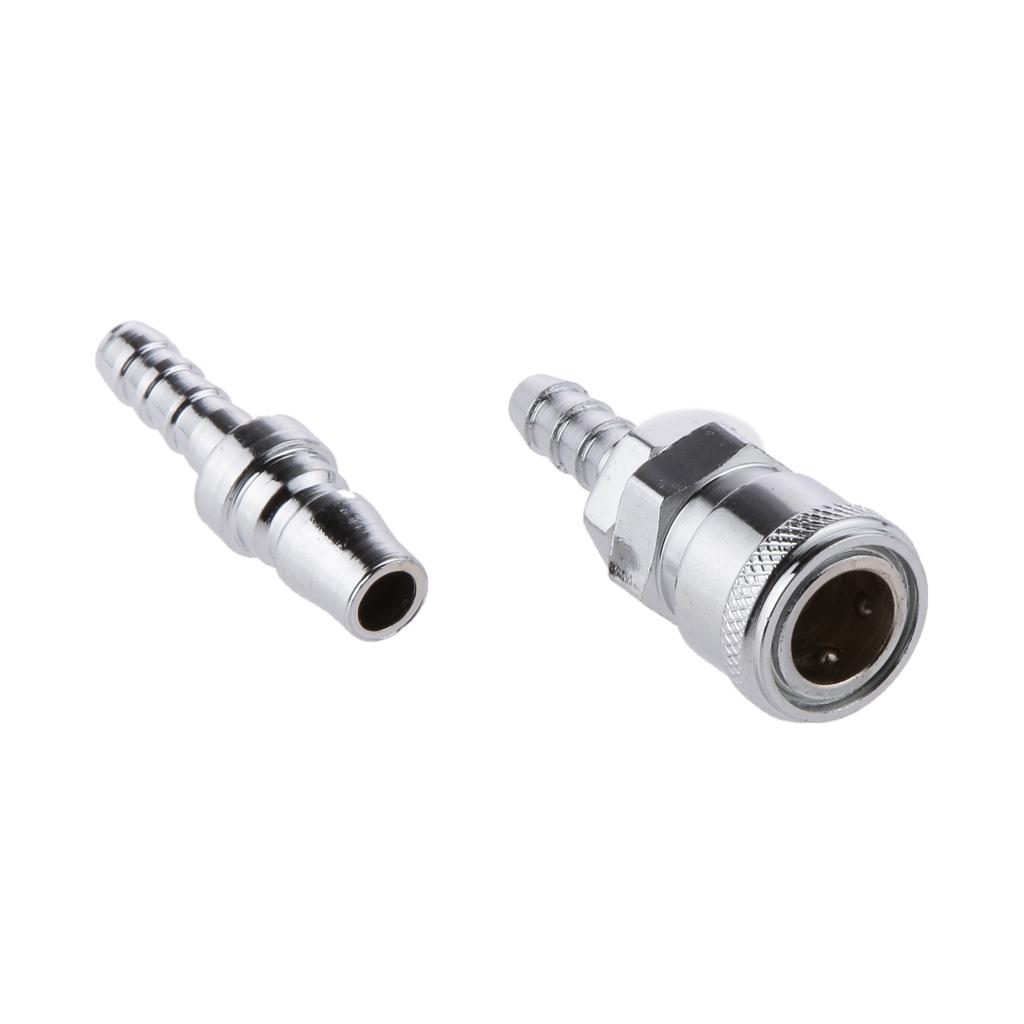 SH20 PH20 1//4 /'/' BSP Air Quick Fittings Kupplungen aus gehärtetem Stahl