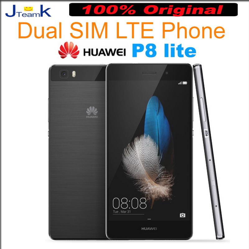 huawei p8 lite dual sim 4g fdd lte phone octa core cpu. Black Bedroom Furniture Sets. Home Design Ideas