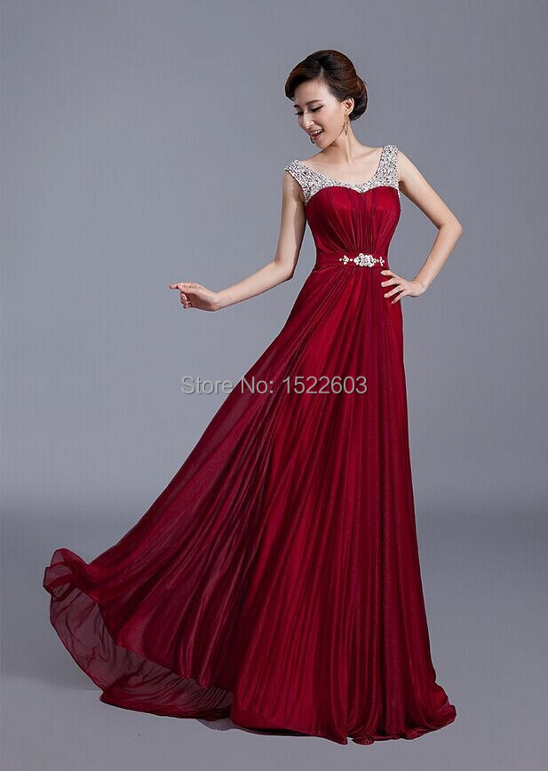 Dark Red Prom Dresses Cheap - Eligent Prom Dresses