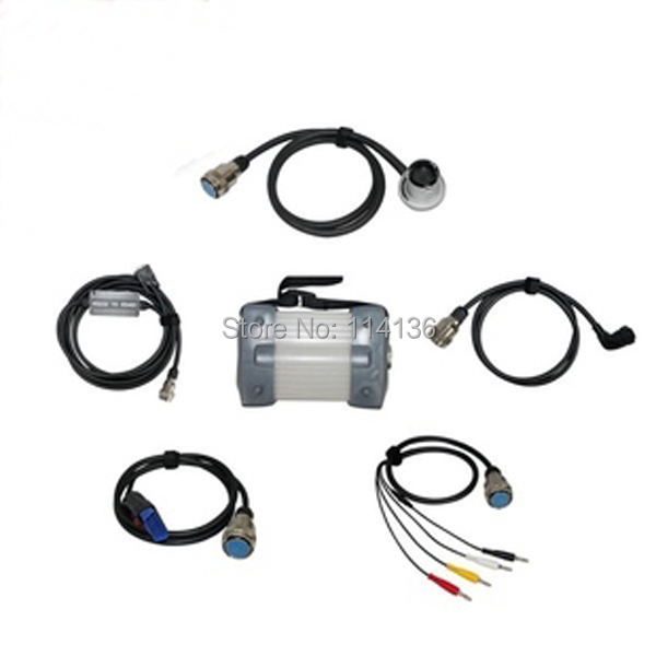 DHL Fast Shipping Professional MB Star C3 Diagnosis C3 Tester MB Star C3 Multiplexer Full Set !!!(China (Mainland))