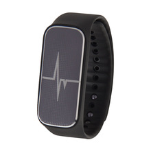 L18 Bluetooth 4.0 Smart Bracelet Support Pedometer / Mood / Blood Pressure / Heart Rate Monitor / Sleep Monitor / Fatigue State