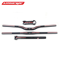 new Ullicyc carbon MTB bicycle handlebar SET mountain bike rise handlebar or stem or seat post