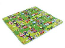 2015 Hot Sale Environmentally Foam Zoo Numbers Play Mat Puzzle Floor Mats Baby Carpet Pad Toys For Kids Rug Toy 270369(China (Mainland))