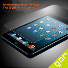 0.26mm Premium Explosion Proof Tempered Glass Film Screen Protector for iPad mini 1 /2 Retina with retail package(China (Mainland))