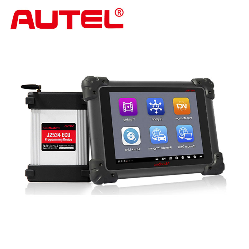 Big Coupon Lowest Price 100% Original Autel Maxisys Pro Autel Maxisys MS908p Automotive Tool ECU Programming Multi-language(China (Mainland))