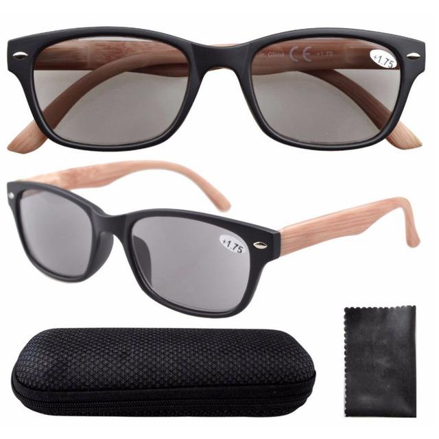 R017 Eyekepper шарнира весны дерево мульти-зерна печатных руки солнцезащитные очки ...