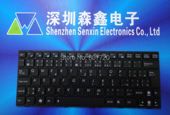 SK keyboard for ASUS Eee PC 1008HA 1005PE 1005PEB 1008 1008H 1008P T101 T101MT 1005HA 1001PX 1001PXD black free shipping(China (Mainland))