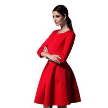 dress women vestido femininos winter dresses robe mujer autumn 2015 long sleeve kawaii roupas feminina womens