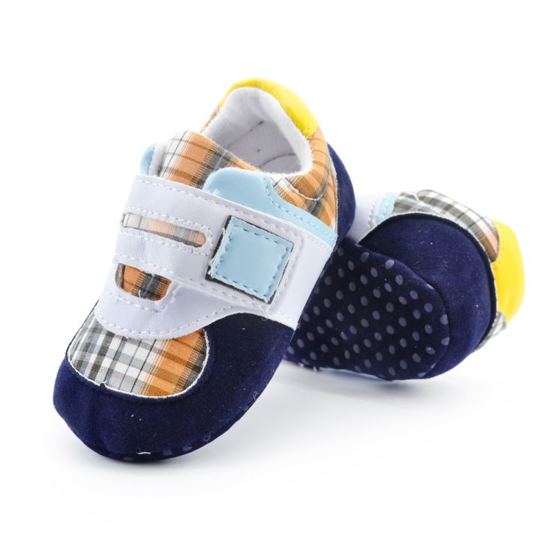 Toddler Kids Baby Shoes Soft Sole Casual Sneaker Crib Prewalker First Walkers - US'US store