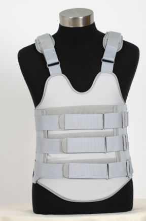 Top Grade Spinal Orthosis Lumbar Orthosis for Pre/Post Operation(China (Mainland))