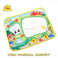 48 58cm Magic Water Doodle Mat with 1 Magic Pen Water Drawing Board Water Mat aquadoodle