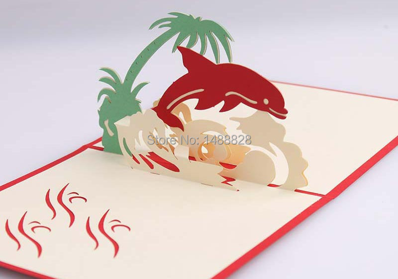paper magic christmas cards picture  more detailed picture about, Greeting card