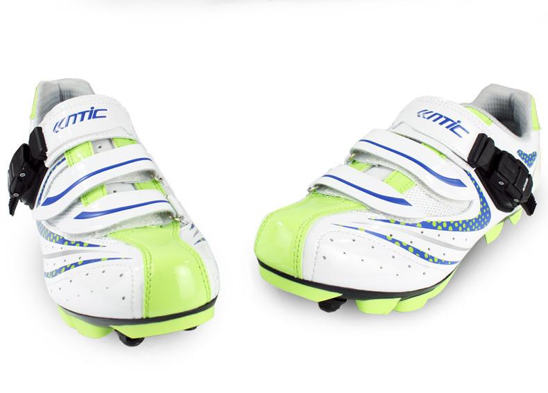 Santic mtb велоспорт обувь профессиональные спортивные велосипед спортивная обувь рифленая обувь автоматической блокировки горный гонки ручка ws12002
