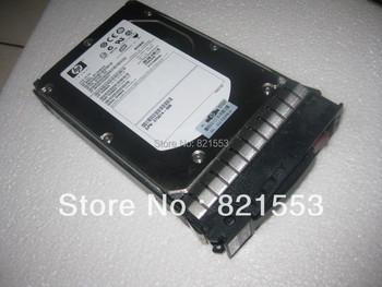 "Original 375872-B21 376595-001 146GB 15K rpm. 3.5"" Single-Port SAS hard drive, Retail"