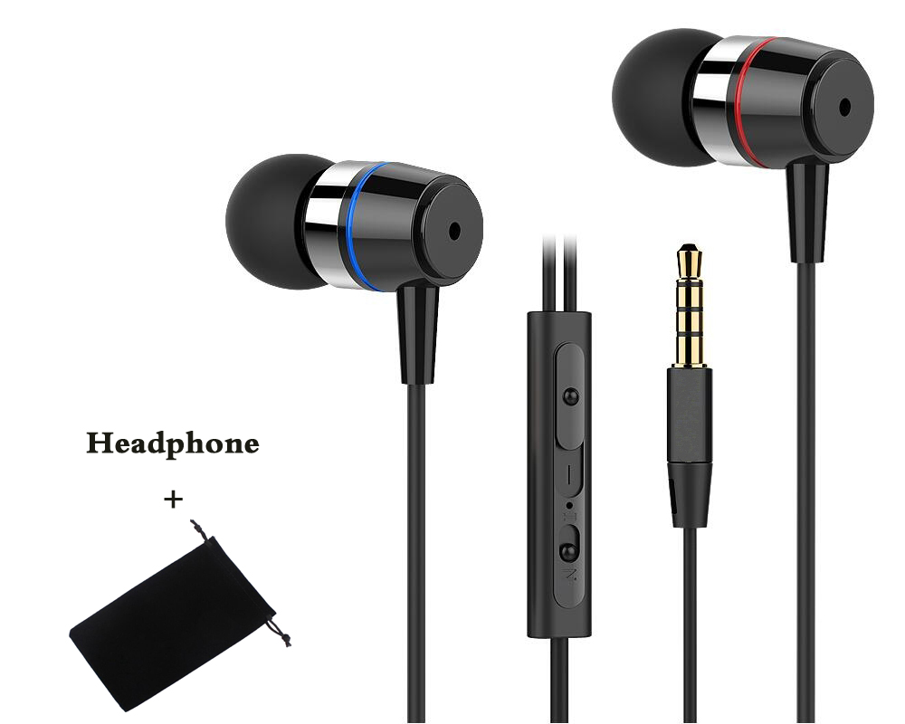 Original FQ003 bass music earphone stereo hifi headset with microphoe for iPhone Xiaomi mi samsung huawei sony oppo phones mp3(China (Mainland))