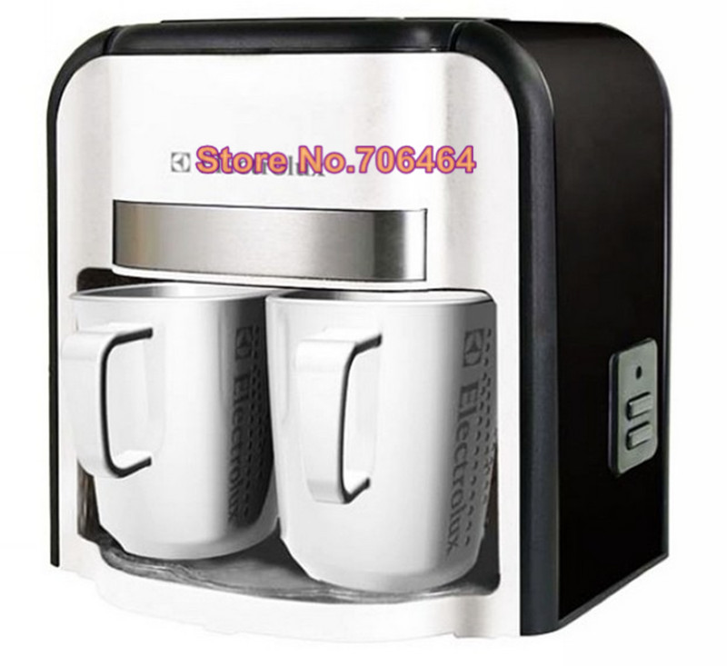 Freeshipping Fully Automatic Drip Coffee Maker Multi Usage