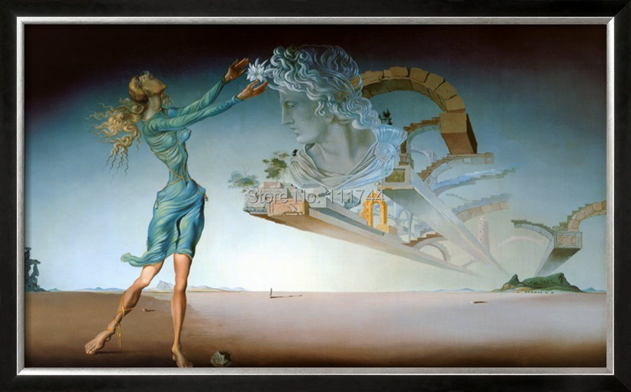 Mirage Salvador Dali Pintura