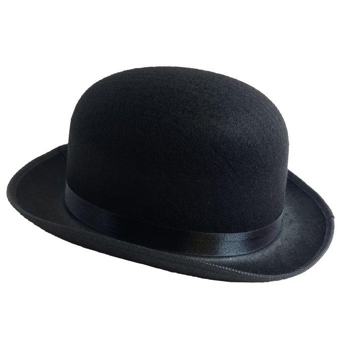 s s black bowler hat fedora hat hantom lr amir