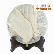 2003yr Old 357g Organic Yunnan Xiaguan Pu er Raw Shen Flavor Tea Cake Chinese Puer Cha