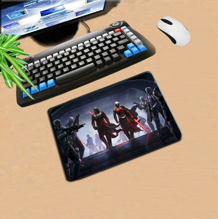 star wars mouse pad old republic best gaming mousepad gamer large personalized pads keyboard play mats - Aries's free space store