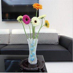 Small Size PVC Vase, Plastic Vase, Flower Vase, Home Decor  135pcs/lot  DHL free shipping