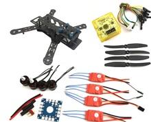 12A Simonk ESC GR+250PRO Carbon Quadcopter Frame Super combo Mini 250 PRO Frame+CC3D Flight Controller+Emax MT1806 2280kv Motor+(China (Mainland))