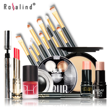 Rosalind  Makeup Sets Kit 7 Free Shipping(China (Mainland))