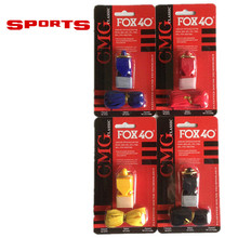 Buy HANDISE EDCGEAR fox40 Whistle Plastic FOX 40 Soccer Football Basketball Hockey Baseball Sports Referee Whistle Survival Outdoor for $1.30 in AliExpress store