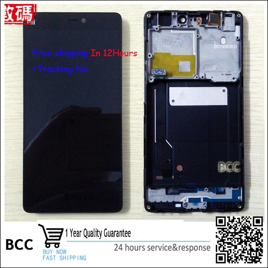 Best quality Original New Touch Screen+LCD display with frame For xiaomi 4c Mi 4c Replacement Parts Test ok,+tracking in stock!