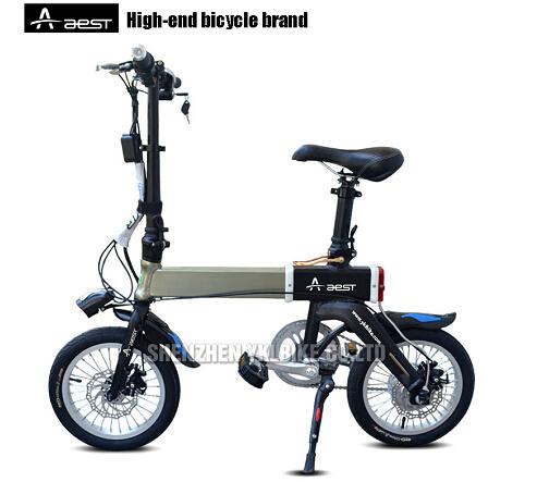 China Electric Bicycle 36v Lithium Battery Luxury Aluminum Alloy Frame Damping Brushless 180 240W Mountain E