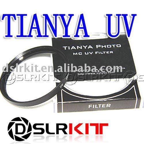 High Quality TIANYA 52mm 52 mm UV Ultra-Violet Filter Lens Protector