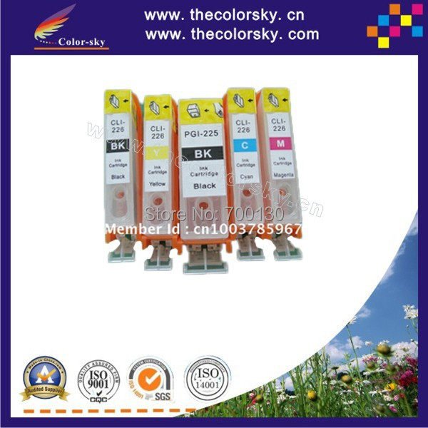 (RCE1271) refill ink cartridge for Epson T1271-T1274 T127 T 127 BK/C/M/Y Workforce 635/60/840 (with ARC chip) free shipping DHL