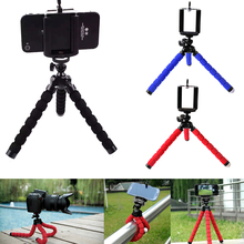 Phone Holder Flexible Octopus Tripod Bracket Selfie Stand Mount Monopod Styling Accessories For Mobile Phone Camera