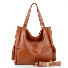 2016 Summer and Autumn genuine leather women's handbag /Cowhide one shoulder messenger bag for women / Hot selling leather bags