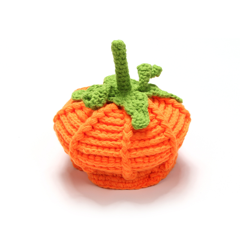 Crocheting Yarn For Sale : Knitted All match Yarn Orange Color Hot Sale 2016 Lovely Crochet ...