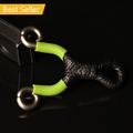 Hulk Color 404 Titanium Steel Slingshot Folding Wrist Adult Slingshot Camouflage Hunting Slingshot Catapult Marble Games