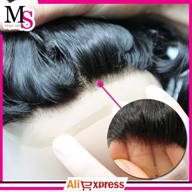 Mens Front Lace Wigs 68