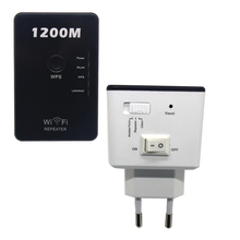 New Fashion 802.11N Wifi Repeater Wireless-N AP Range Extender 300Mbps Booster Signal Amplifier wlan EU