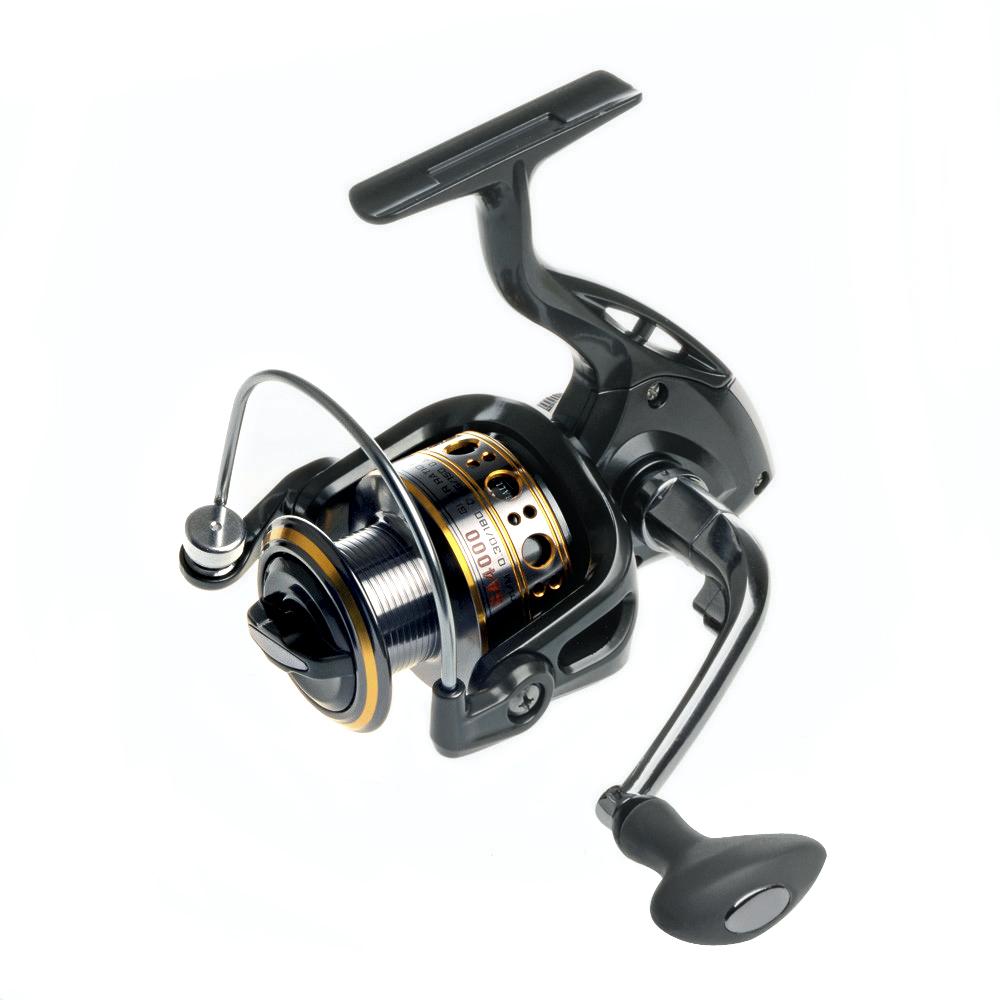 Hot Sale!!Soloplay 12+1BB Spinning Fishing Reel One-way Clutch Wheel GA Carp Ice Fishing Gear 5.5:1 Real 13BB Bait Casting Reel(China (Mainland))