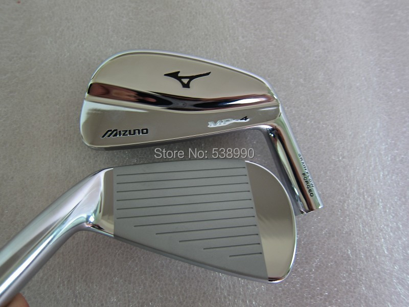 Authentic Original Real Irons Heads MP4 Irons Heads MP 4 Without Shaft #3-4-5-6-7-8-9-P Golf MP 4 Clubs(China (Mainland))