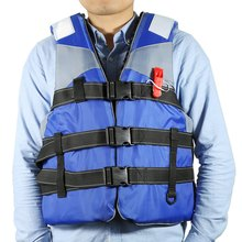 Homasy Adult General Purpose Life Vest  Life Jacket with Whistle(China (Mainland))