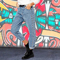 Boyfriend Baggy Jeans Women Pants Denim Vintage Straight Jeans For Girl High Waist Pants Female Loose