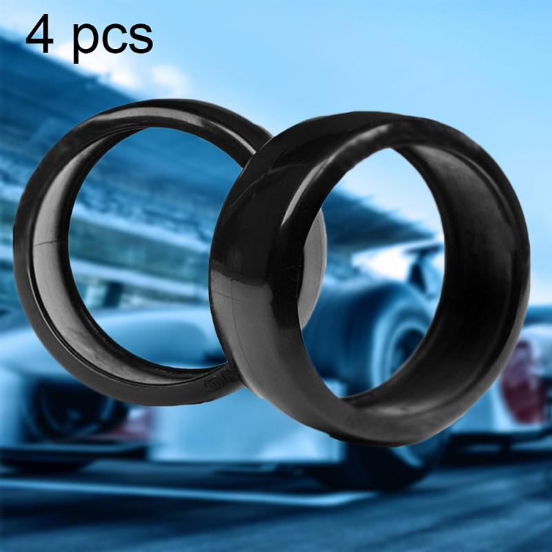 Good Quality 4pcs RC Racing Speed Drift Tires 26mm Hard Tyre 1:10 On-Road Drifting Car(China (Mainland))