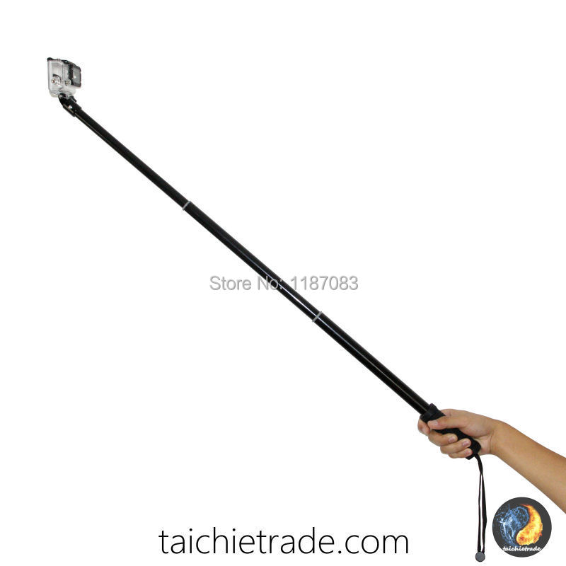 Reach Telescoping Extension Pole For GoPro HERO Cameras 45-100 CM GoPro Hero 2