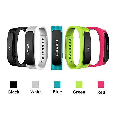 Smart Bracelet Wristband Bluetooth Earphone headset Headphone For Android IOS
