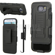 Buy Samsung Galaxy S3/S4/S5 Min/S6/S7/Edge/Edge Plus/Active/Note 2 3 4 5 7 Hybrid Rugged Impact Holster Case+Belt Clip Cover for $3.78 in AliExpress store