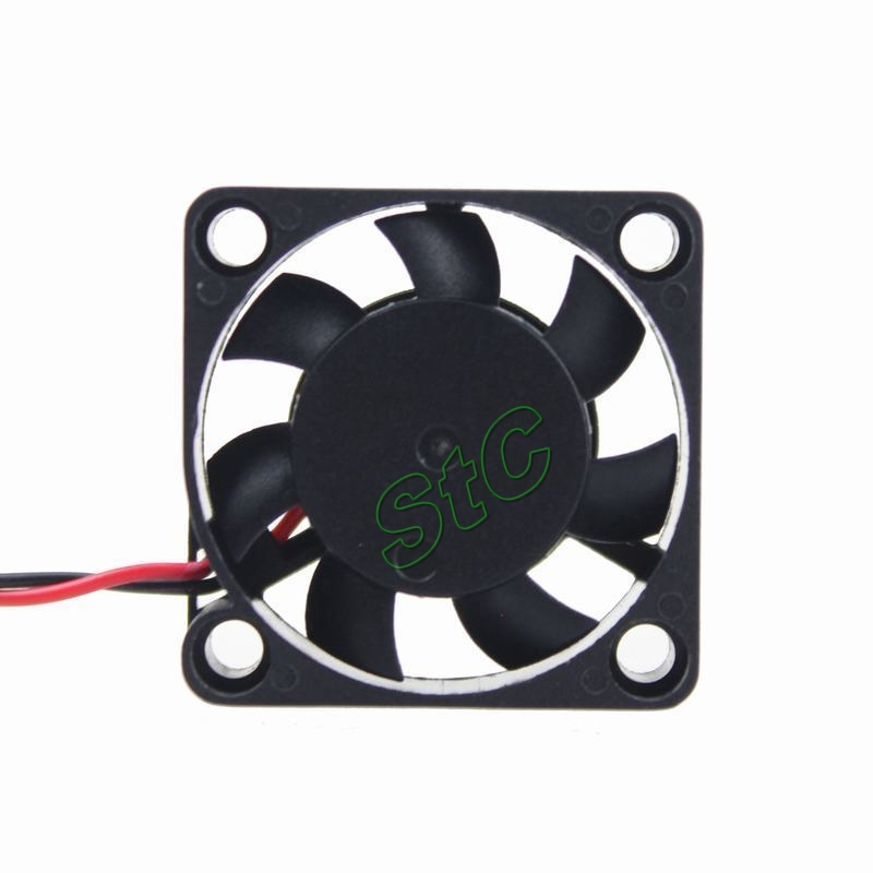 1000 pieces lot GDT 12V 2Pin 3007 30*30x7mm 3cm 30mm 3007s DC Wholesale PC case Brushless Radiator Fan(China (Mainland))