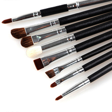 Best Sell 8Pcs Comestic Makeup Brushes Tool Powder Foundation Eyeshadow Eyeliner Lip Brush Kit Set 5WER