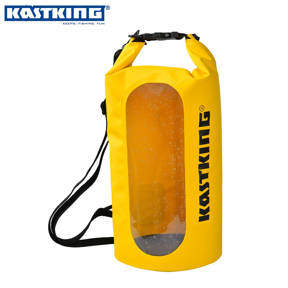 KastKing 10L 20L 30L Portable Outdoor Waterproof Dry Bag for Travel Drifting Swimming Camping Travel Kit Equipment(China (Mainland))