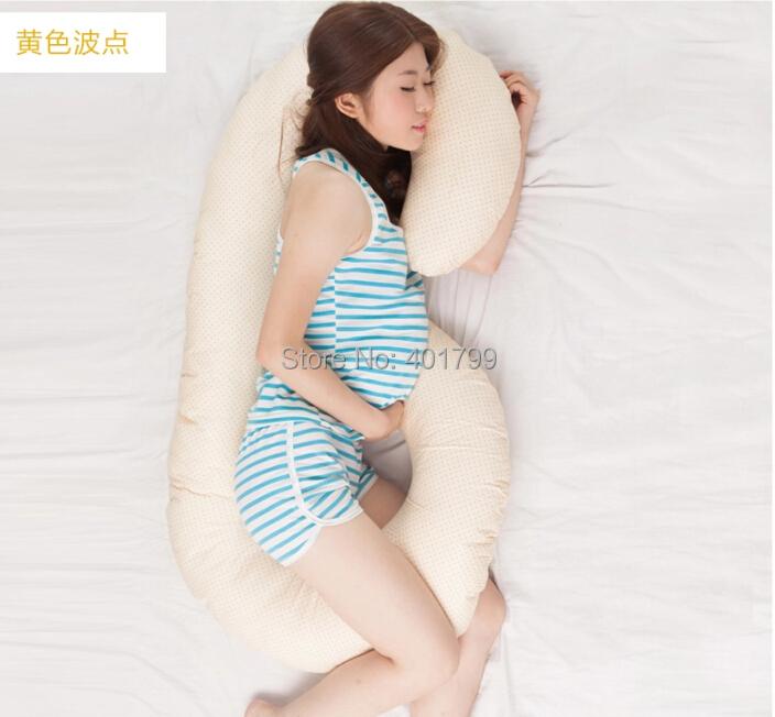 Multifunctional Pregnant Pillow Protecting Waistt Mother Sleeping Pregnancy Pillow(China (Mainland))